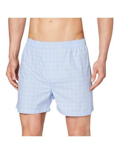 Men's Boxer Shorts Blue...
